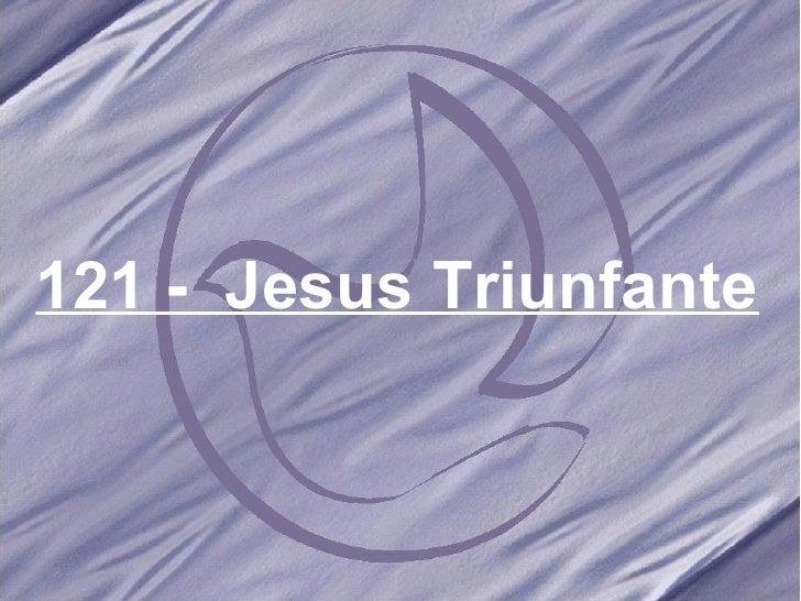 Salmos e hinos 121