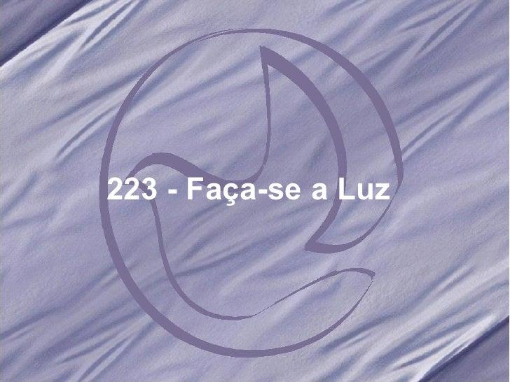 Salmos e hinos 223