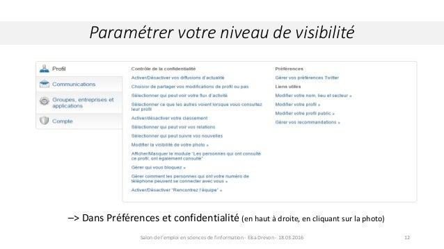 Paramétrer votre niveau de visibilité Crédit : Wikipedia.org. Comète Hall Bopp, 29 mars 199712 –> Dans Préférences et conf...