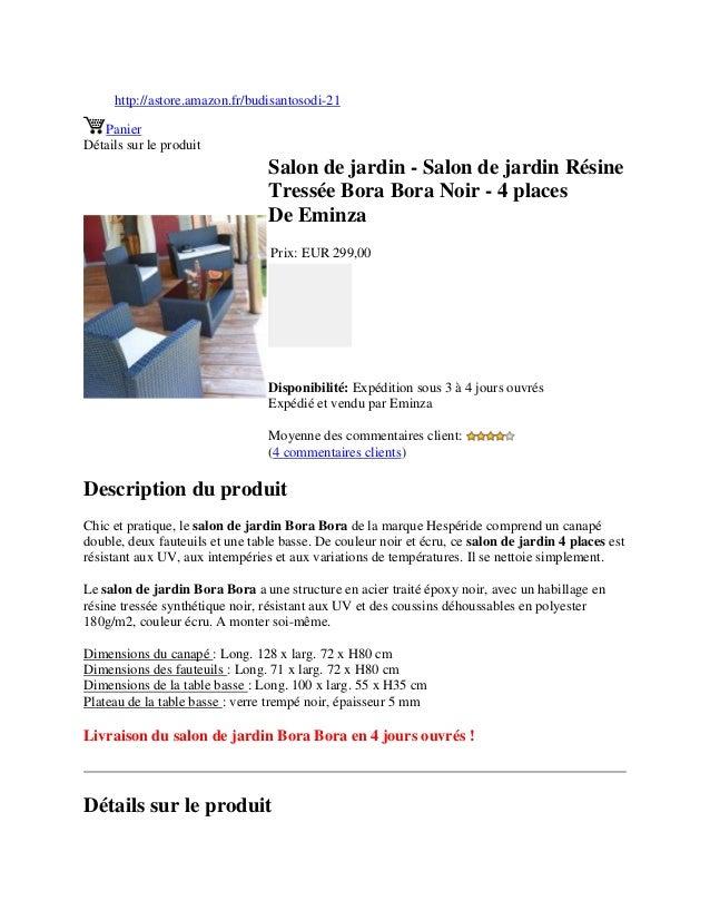 Best Salon De Jardin Bas Resine Tressee Orbetello Gallery ...