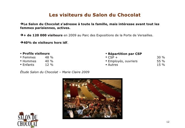 Salon du chocolat 2010 for Salon du chocolat luneville
