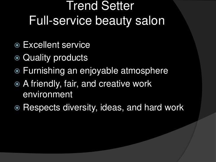Salon business plan for A business plan for a beauty salon