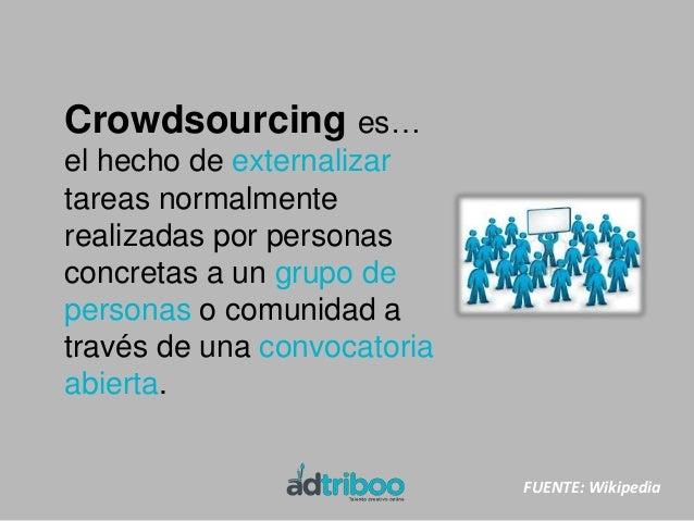 ¿Qué es adtriboo.com?adtriboo.com es la mayor plataforma de habla hispana   de generación de contenidos creativos mediante...