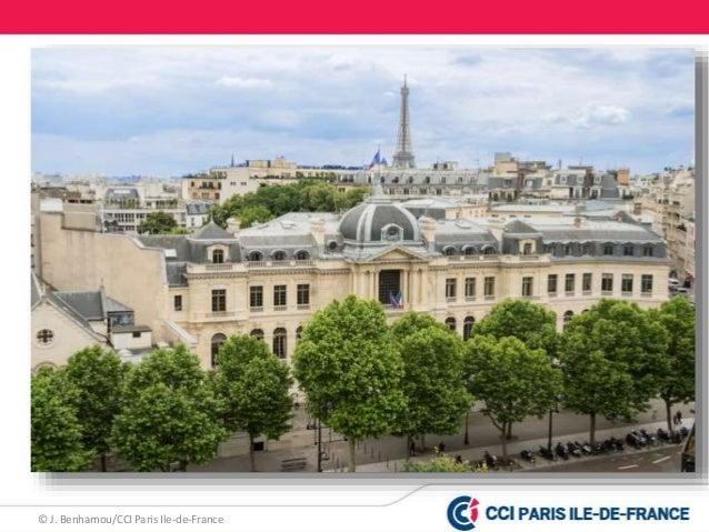 Les salons de l'hôtel Potocki, siège de la CCI Paris Ile-de-France Slide 2