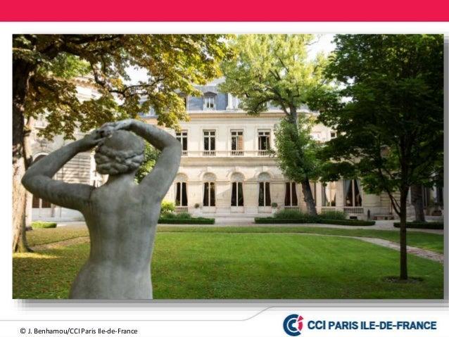 Les salons de l'hôtel Potocki, siège de la CCI Paris Ile-de-France Slide 3