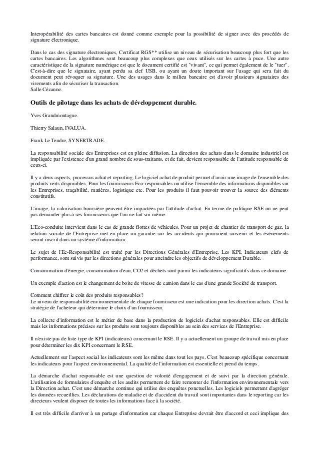 Salon Solutions CNIT La Défense. Slide 2