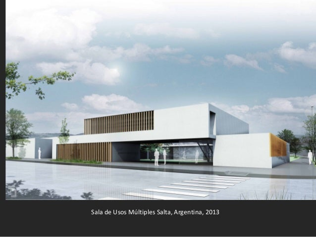 Arquitectura y urbanismo centro de integracion comunitario for Salon de usos multiples programa arquitectonico
