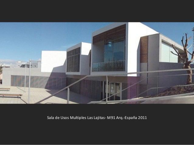 Arquitectura y urbanismo centro de integracion comunitario for Arquitectura y urbanismo
