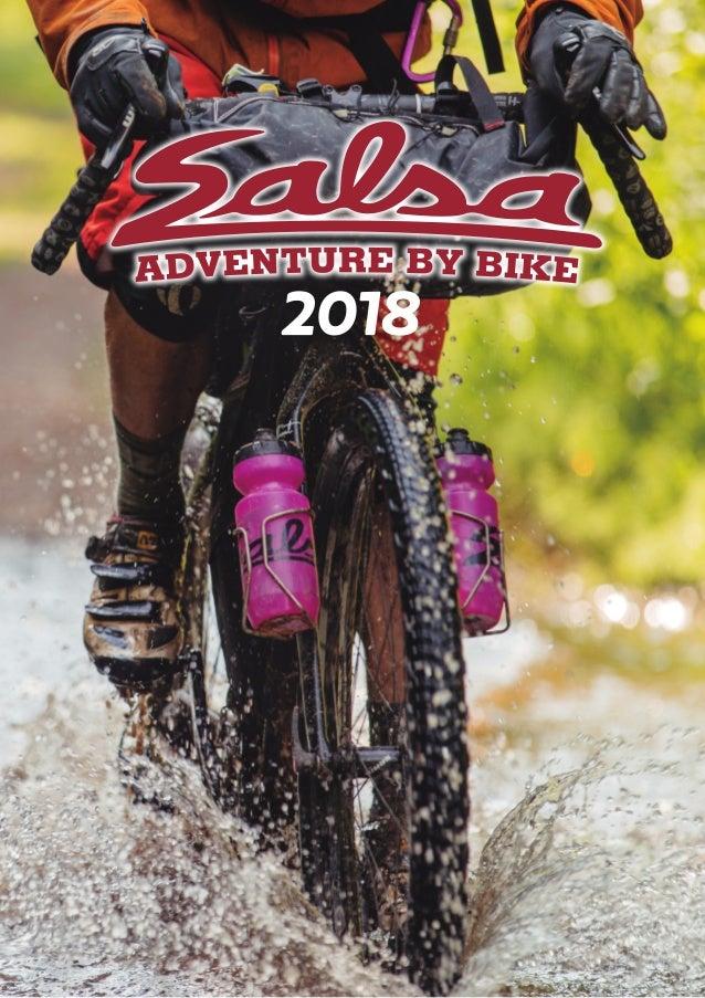 Salsa 2018 catalog