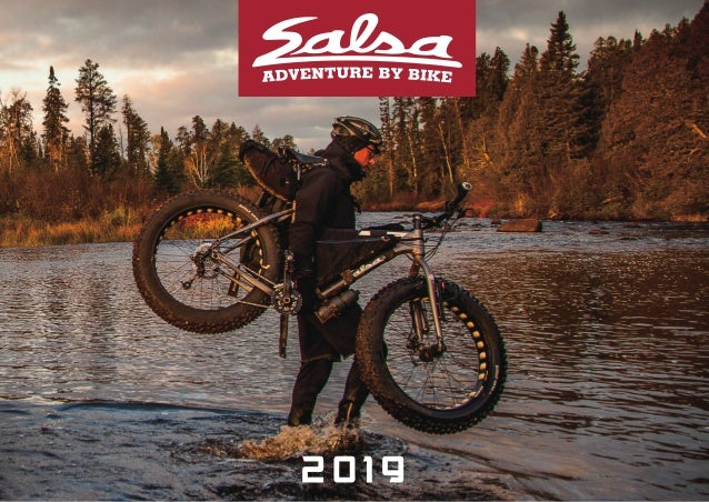 Salsa Cycles 2019 catalog for web
