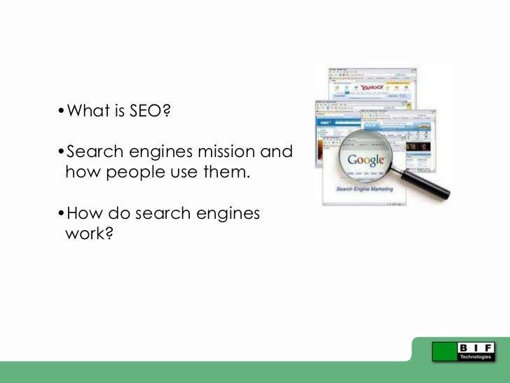 <ul><li>What is SEO?