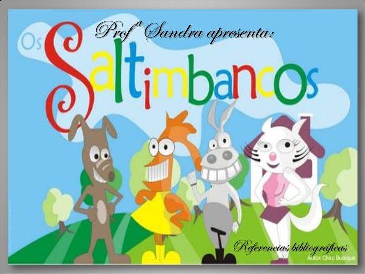 SALTIMBANCO BAIXAR CD