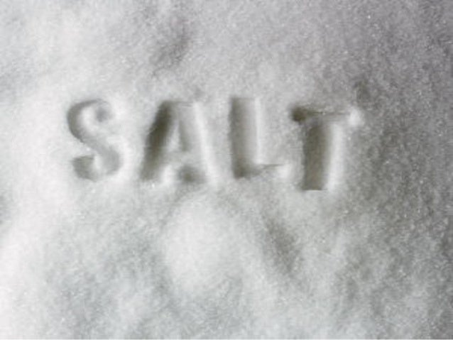 """Salt is good. But if the salt shall lose its savor, wherewith shall it be seasoned?"" Matthew: 5: 13"