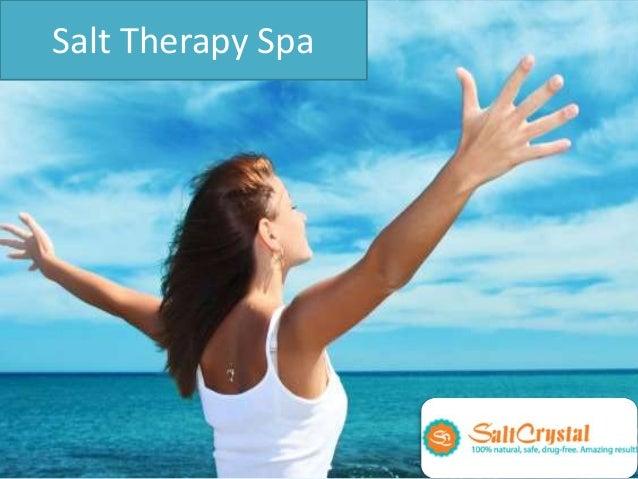Salt Therapy Spa