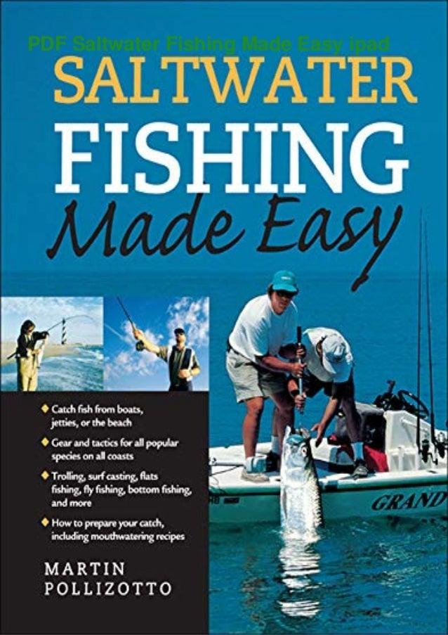 PDF Saltwater Fishing Made Easy ipad