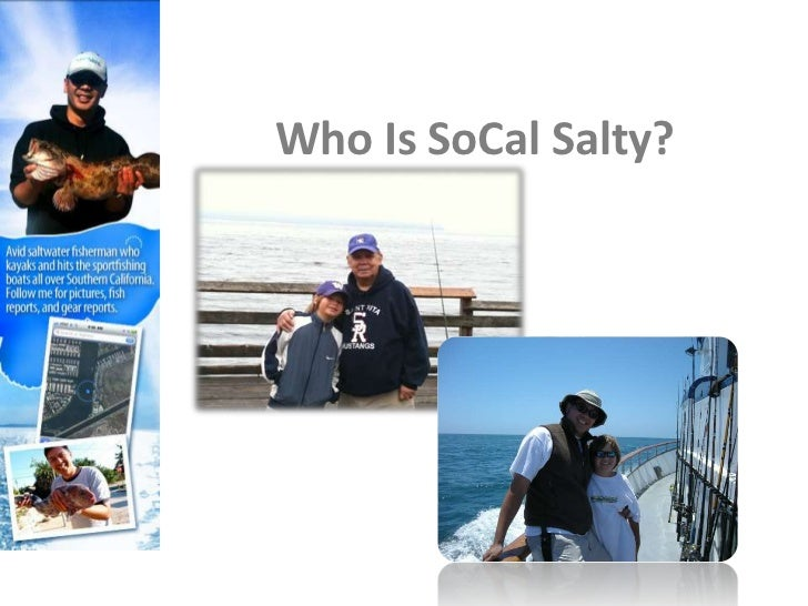 Who Is SoCal Salty?<br />