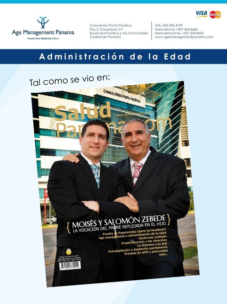 Consultorios Punta Pacifica             USA: 305-395-4199               Piso 2, Consultorio 211                 Internatio...