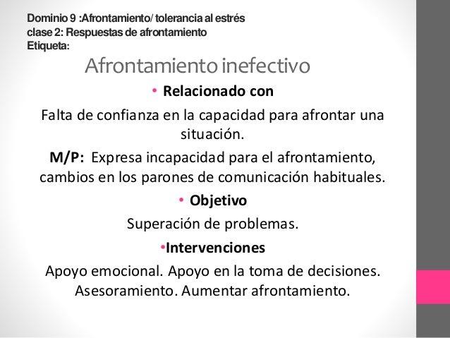 • 1. Percepción y Mantenimiento de la Salud • Dificultad con el mantenimiento de su salud o con la adhesión al tratamiento...
