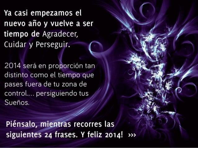 Mensajes de Inspiración para 2014 | Alejandro Delobelle