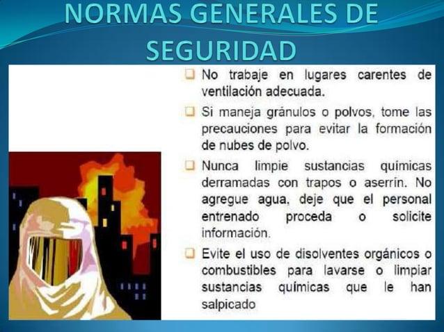 1- http://www.slideshare.net/tony18cv/nociones-de-toxicologia2- http://www.slideshare.net/cbebucha/riesgos-q uimicos-86632...