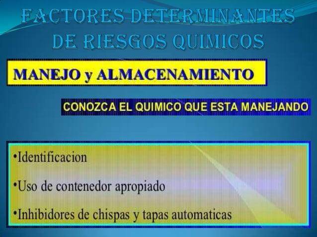 Incluyen:-incendios-explosiones-fugas o liberacionesde sustancias tóxicasPueden provocar:-enfermedad-lesión-invalidez o ...