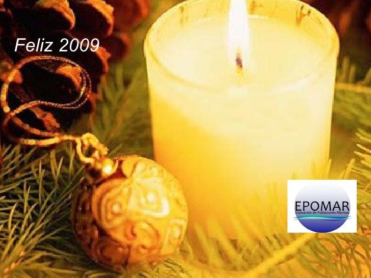 Feliz Navidad y Próspero 2009 Slide 3