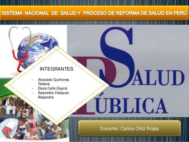 INTEGRANTES  - Alvarado Quiñones  Tatiana  - Deza Celis Dayna  - Saavedra Vásquez  Alejandra  Docente: Carlos Ortiz Rojas