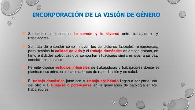 Salud seguridad y ambiente de trabajo for Ambiente de trabajo