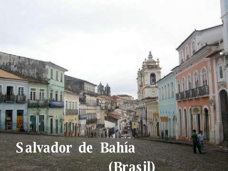Salvador de Bahía  (Brasil)