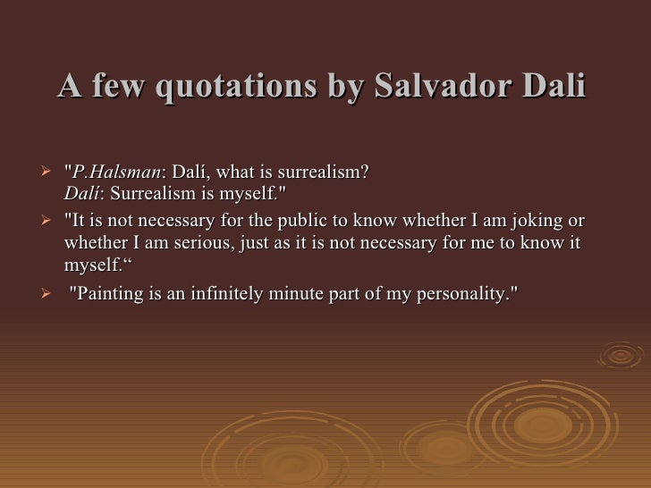 salvador dali the burning giraffe 1937 9 a few quotations by salvador dali