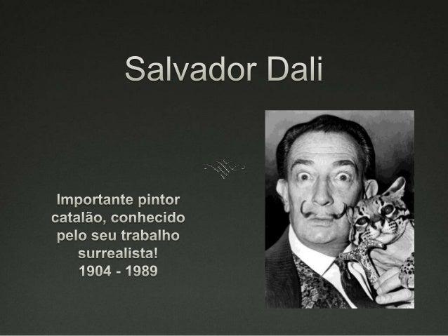 Biografia  Nascimento: 11 de maio de 1904, Figueres, Espanha  Falecimento: 23 de janeiro de 1989, Figueres, Espanha  Ca...