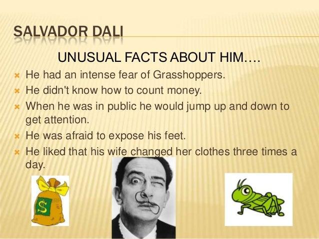 Salvador dali for kids