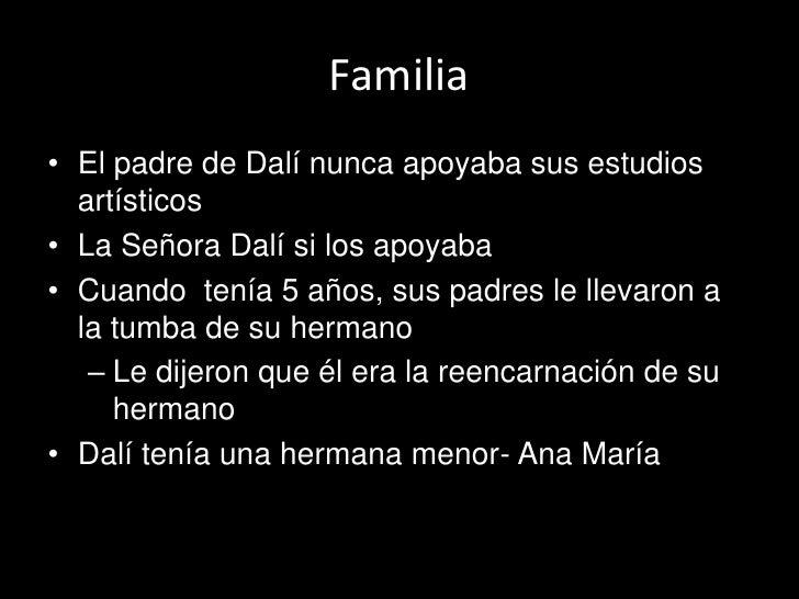 Salvador dali powerpoint.presentacion Slide 3
