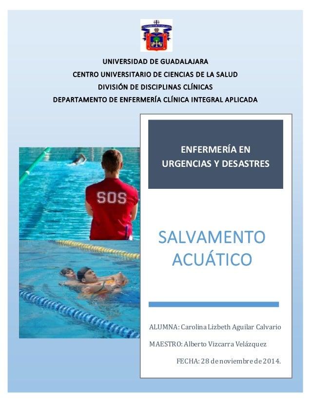 UNIVERSIDAD DE GUADALAJARA CENTRO UNIVERSITARIO DE CIENCIAS DE LA SALUD DIVISIÓN DE DISCIPLINAS CLÍNICAS DEPARTAMENTO DE E...