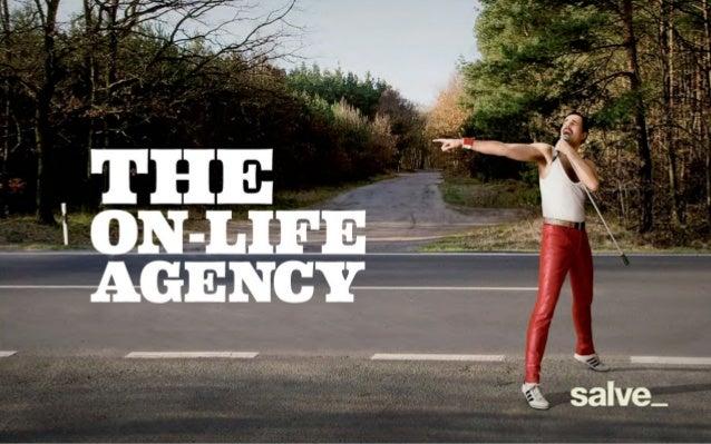 Uma agência inevitavelmente digital como deve ser qualquer agência inaugurada no século XXI. E essencialmente criativa. Co...