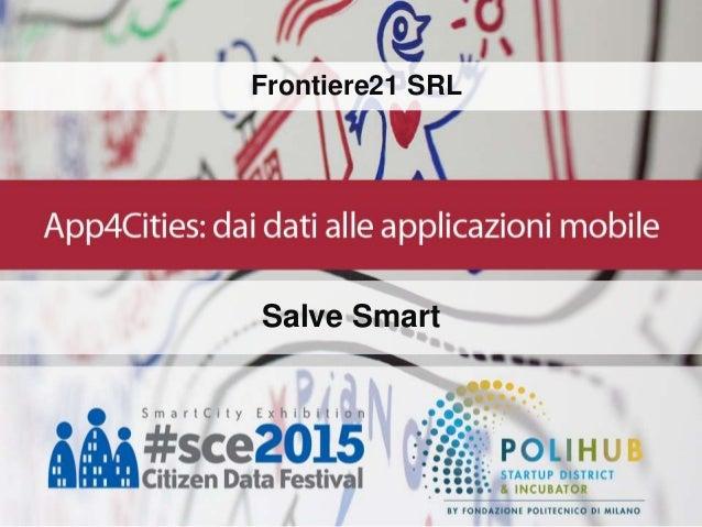 Frontiere21 SRL Salve Smart