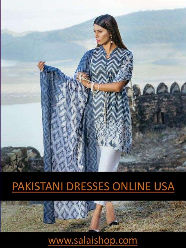 Pakistani Dresses in USA