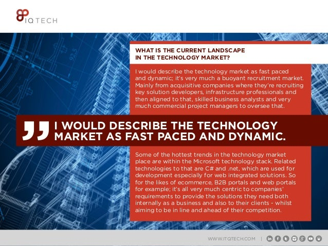 The Hot Tech Trends With Sam Baillie Slide 2