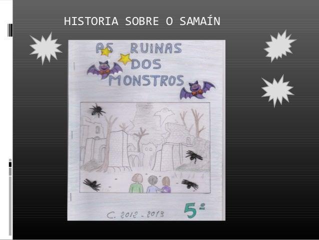 HISTORIA SOBRE O SAMAÍN