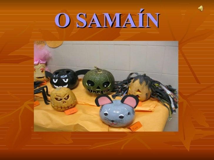 O SAMAÍN
