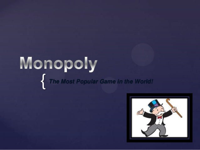 { The Most Popular Game in the World!