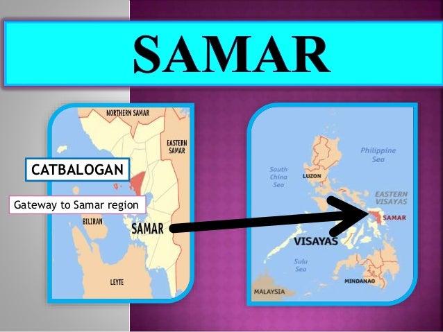 CATBALOGAN  Gateway to Samar region