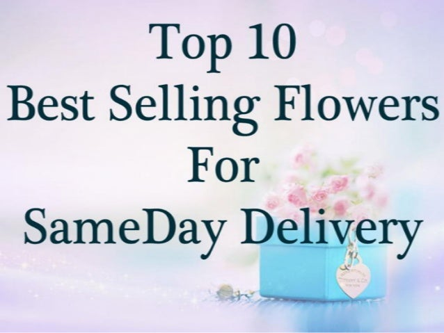 Best Selling Flowers For SameDay Delivery