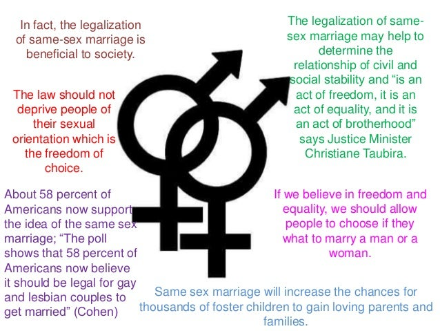 Cons of same sex marriage foto 80