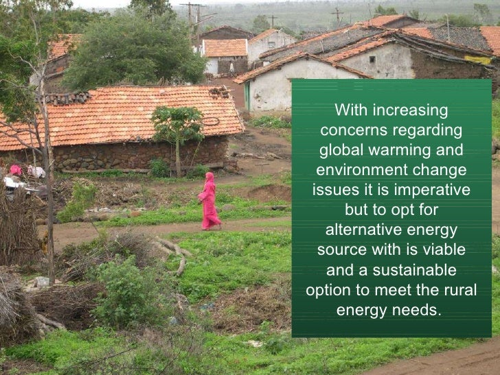 With increasing concerns regarding global warming and environment change issues it is imperative but to opt for alternativ...