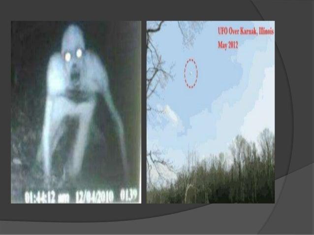 Identification studies of UFOs