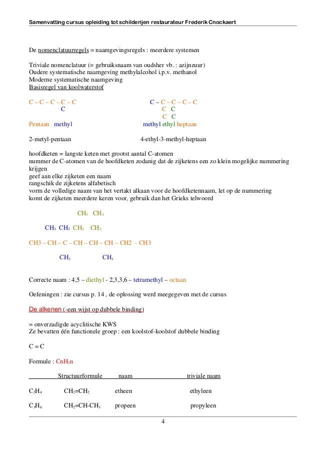 covalent opleidingen