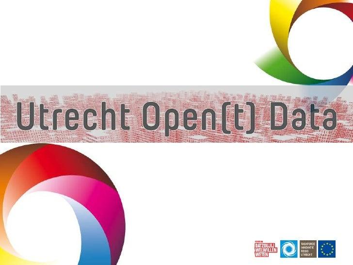 WERKATELIER 8Samen-werken met open data      Heinze Havinga