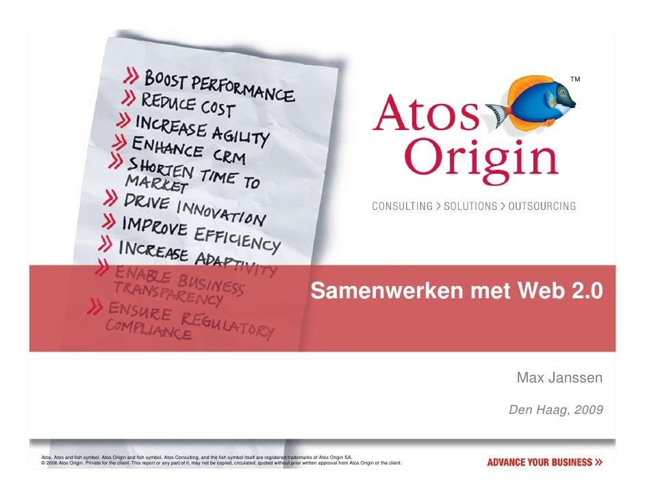 Samenwerken met Web 2.0                                                                                                   ...
