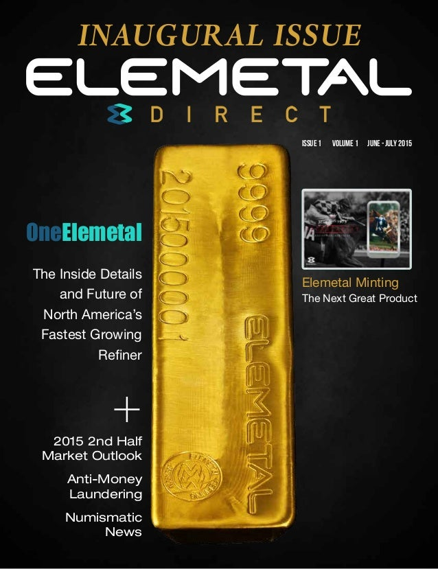 Story Name | S E C T I O N N A M E 	 Elemetal Direct | ii OneElemetal The Inside Details and Future of North America's Fas...